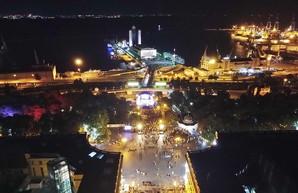Отключения света в Одессе 28 октября