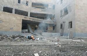 Фейк про бомбёжку роддома в Степанакерте (Ханкенди)