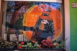 Одессу украшают к Хэллоуину тыквами и черепами (ФОТО)