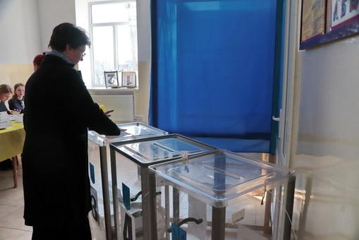 В Одессе подсчитали протоколы уже больше чем на две трети