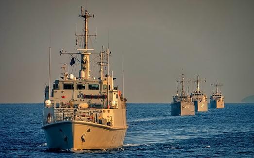В Черное море вошла эскадра НАТО