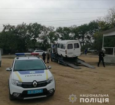 Как работала полиция Одесской области во время выборов