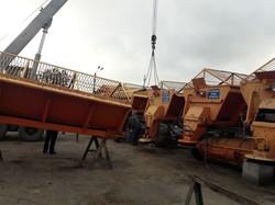 Зима близко: коммунальную технику в Одессе готовят к расчистке снега (ФОТО)