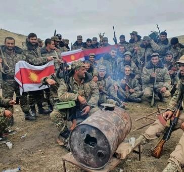 Курды-езиды как фактор российского вмешательства в Нагорном Карабахе