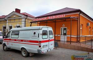 Одесская ОГА планирует размещать больных коронавирусом в неприспособленных помещениях