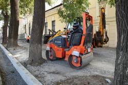 Мэр Одессы: мы продолжаем масштабный капремонт Новощепного ряда