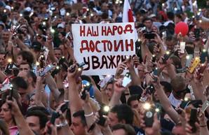 Странные предпочтения беларуских мазохистов...
