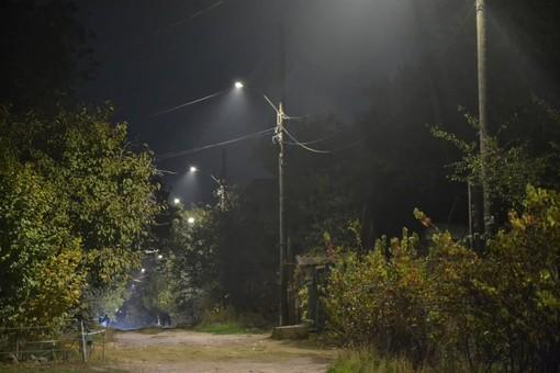 В Одессе капитально модернизировали наружное освещение на поселке Котовского