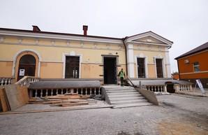 В Одессе заканчивают строительство городской ПЦР-лаборатории в инфекционной больнице