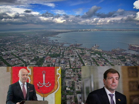 Политолог, - Скорику не поможет травля Труханова на российском телевидении