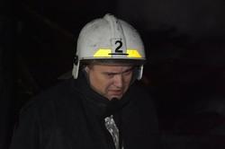 Ночной пожар в Аркадии: горел мусор (ФОТО)