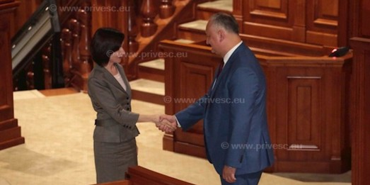 После выборная Молдова станет ареной столкновения ФСБ-СВР и ГРУ
