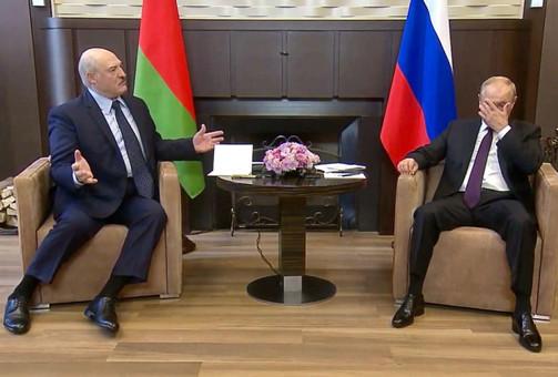 Девичья память Александра Лукашенко или старческий маразм