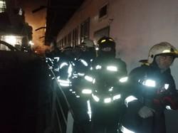 Пожар в Одесском порту: горела плавмастерская