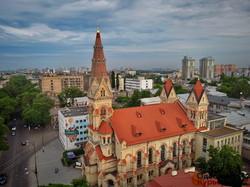 Одесская Кирха - архитектурный шедевр родом из Германии (ФОТО, ВИДЕО)