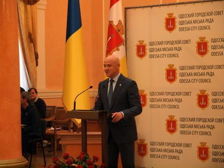 Официально: победа Труханова на выборах мэра Одессы подтверждена