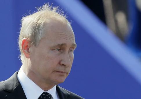 У Путина Паркинсон или не Паркинсон