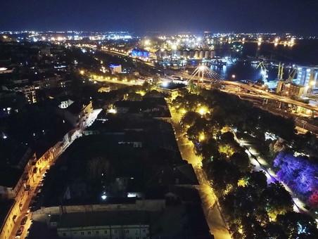 Отключения света в Одессе 24 ноября