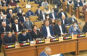 """Почему фракция """"ОПЗЖ"""" в Одесском горсовете не смогла выбрать себе председателя"""