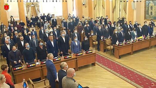 Вторая сессия нового горсовета Одессы может состояться в пятницу