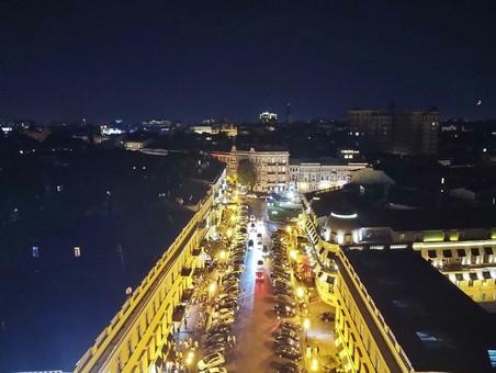 Отключения света в Одессе 26 ноября