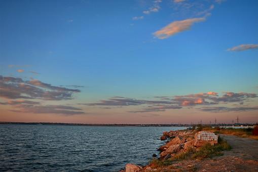 Хаджибейский лиман загрязняется стоками из Одессы