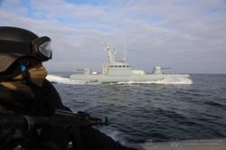Военный флот Украины провел итоговые учения по стандартам НАТО (ФОТО)