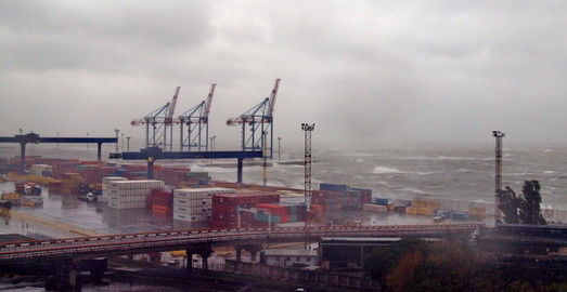 На Одессу надвигается непогода