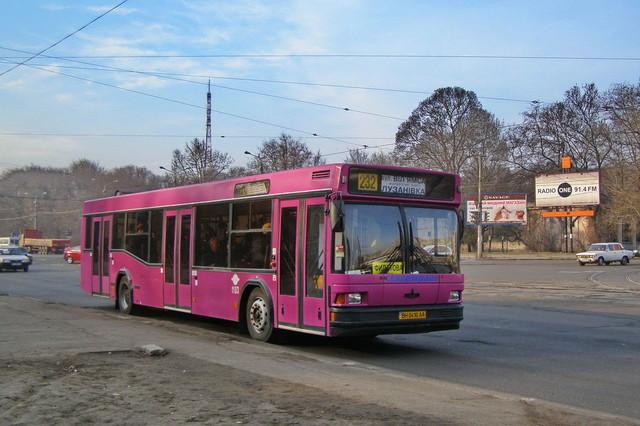 В Одессе опубликовано расписание автобусов для пассажиров с ограниченными возможностями на декабрь
