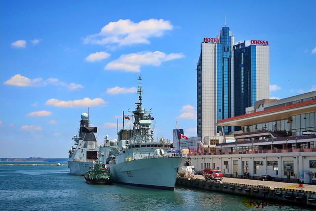 Группировка НАТО в Черном море будет усилена