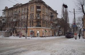 В Одесской области обещают гололед