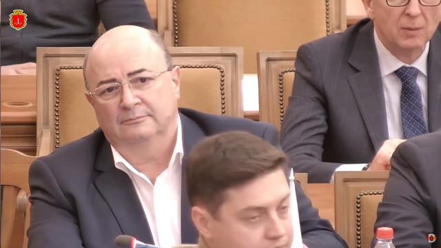 """Одесский горсовет утвердил первым вице-мэром Кучука из """"ОПЗЖ"""""""