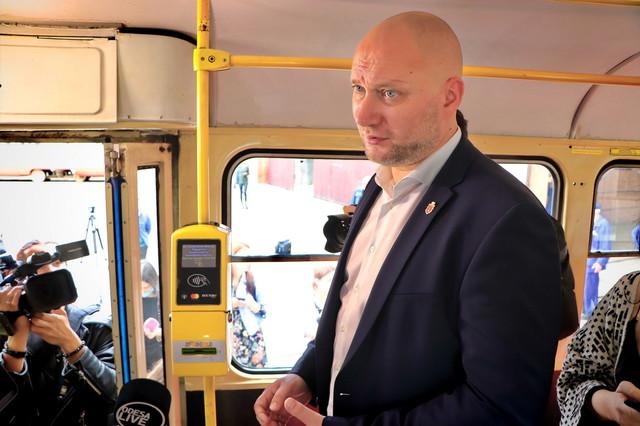 Дмитрия Жемана утвердили вице-мэром