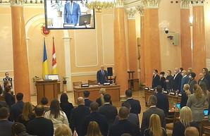 Новый горсовет Одессы: коротко о главном