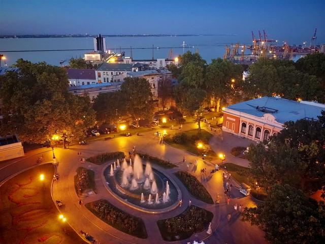 Отключения света в Одессе 3 декабря