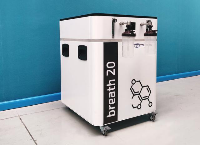 В Одессе начинается производство кислородных концентраторов