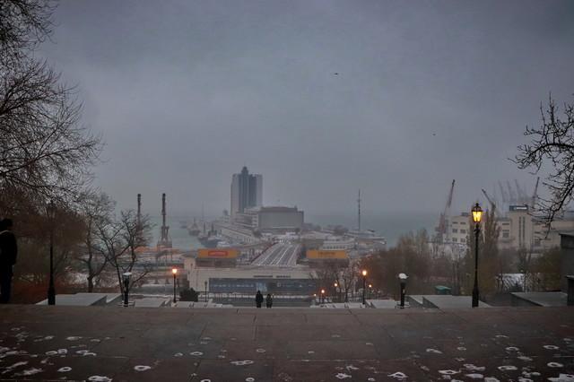 Одесситов предупреждают об ухудшении погоды