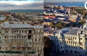 Что не так с восстановлением дома Руссова