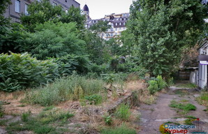В историческом центре Одессы на месте разрушенного театра будут строить жилой дом