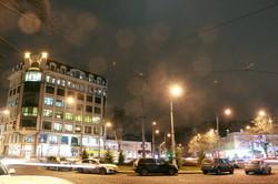 Вечерняя Одесса: туман и сырость (ФОТО)