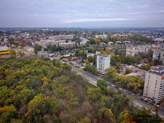 В Одессе отключат газ в районе Дюковского парка