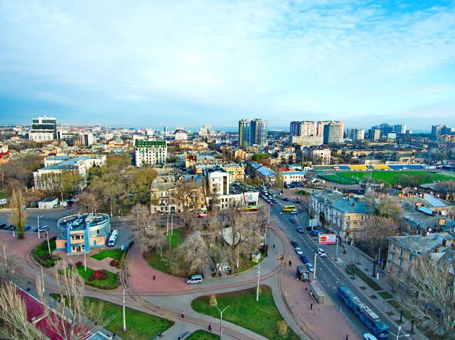 В Одессе снова нет отопления в районе Куликова поля