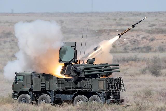Российские ЗРК линейки малой и средней дальности оказались бесполезными против малогабаритных ударных БПЛА