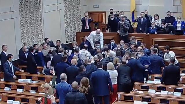 Одесский облсовет снова соберется послезавтра