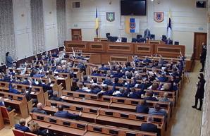 """Один из трех руководящих постов в Одесском облсовете получила партия """"ОПЗЖ"""""""