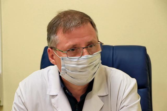 """""""Ковидный фронт"""": репортаж изнутри одесской инфекционной больницы"""