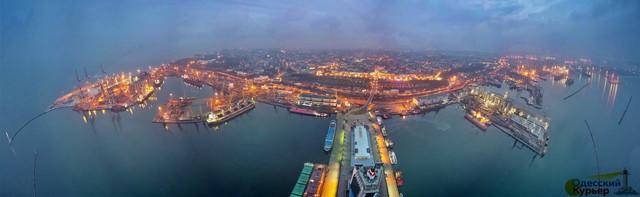 Накануне Нового года Одессе подтвердили высокий кредитный рейтинг