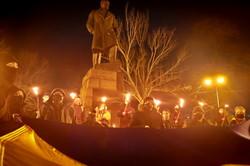 В Одессе отметили 112 лет с дня рождения Степана Бандеры (ФОТО, ВИДЕО)