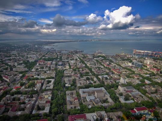 2020 год в Одессе, часть 1 (ФОТО, ВИДЕО)