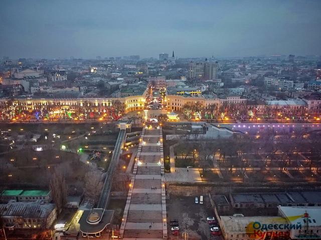 В Одессе начинаются плановые отключения света 2021 года